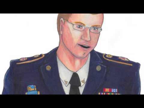 Illustrated audio from Chelsea Manning's closed trial