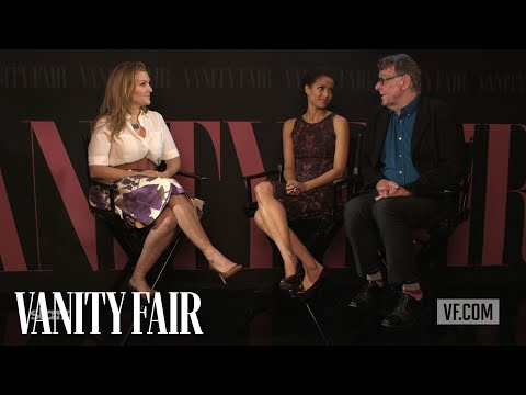 Gugu Mbatha-Raw & Tom Wilkinson on
