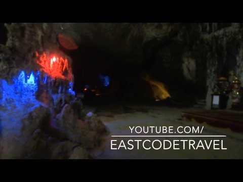 Chua Tam Thanh cave  Lang Son Vietnam