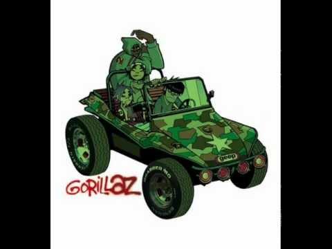 Gorillaz - 19-2000 HQ audio