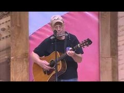 Folk Singer Mocking Dems = CPAC Entertainment