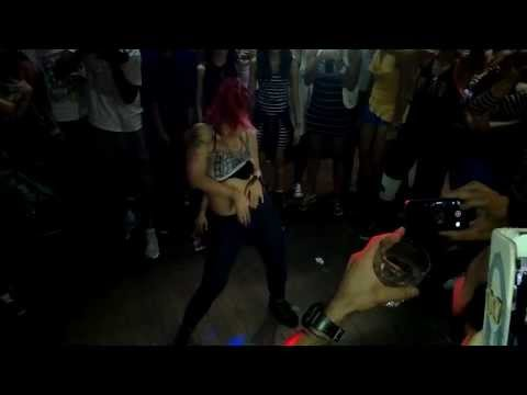 Singapore Dancehall Battle - First Edition