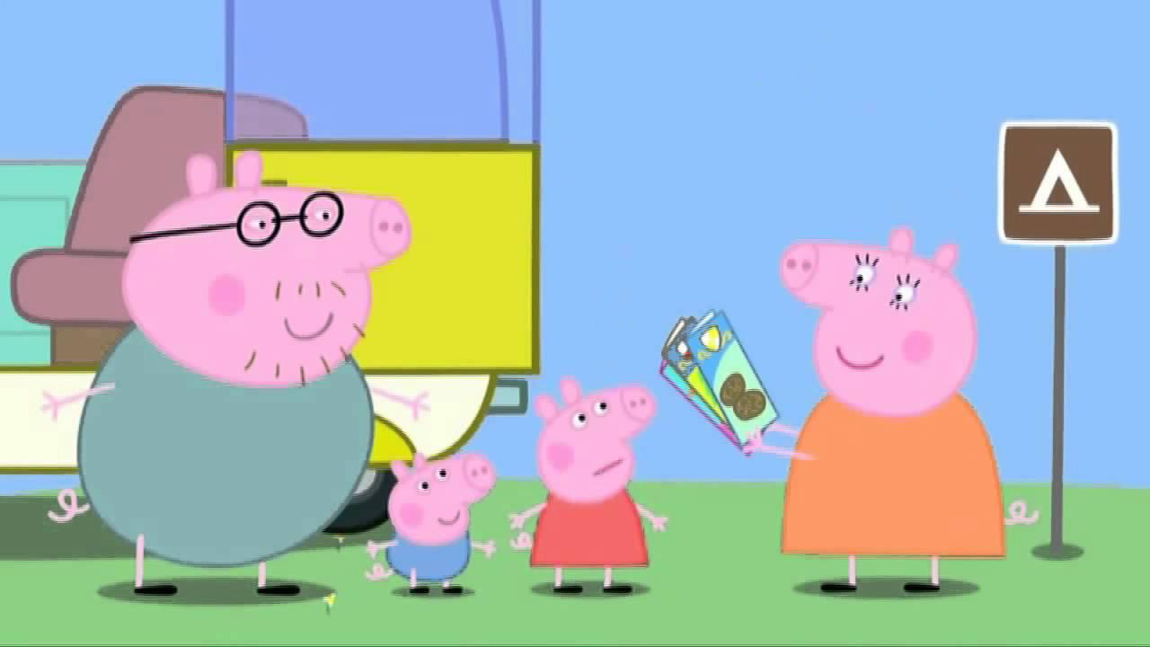 Peppa pig cartoni animati wroc awski informator