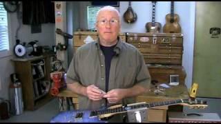 Watch the Trade Secrets Video, Micro-Mesh guitar finishing paper