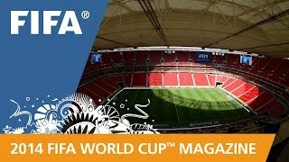 2014 FIFA World Cup Brazil Magazine - Episode 21