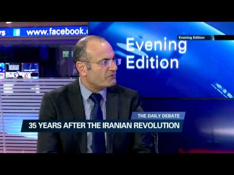 35 Years after the Iranian Revolution with Prof. Uzi Rabi & Meir Javedanfar