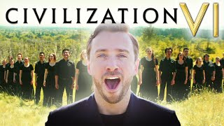Civilization VI - Theme - Peter Hollens
