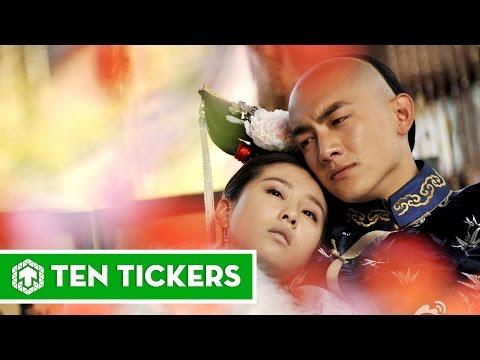 Top 10 cảnh quay trong phim Trung lấy nhiều nước mắt khán giả nhất   Ten Tickers Asia 58
