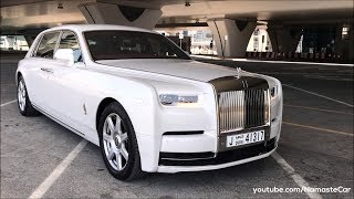 Rolls-Royce Phantom VIII Extended Wheelbase 2018 | Real-life review