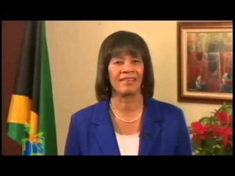 THE MOST HONOURABLE PORTIA SIMPSON MILLER'S NEW YEAR'S ADDRESS