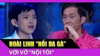 """Quách Phú Thành khiến Hoài Linh """"nổi da già"""" với vở Nội Tôi"""