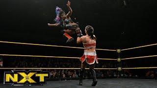 Ember Moon vs. Sonya Deville - NXT Women's Championship Match: WWE NXT, Dec. 27, 2017
