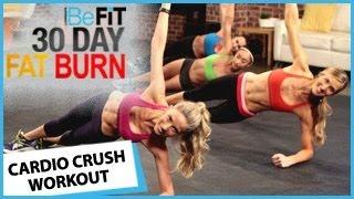 Cardio Crush Workout