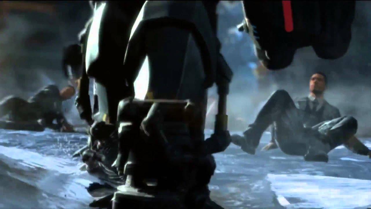 "Batman: Arkham Origins | ""Cold, Cold Heart"" DLC Teaser Trailer | EN"