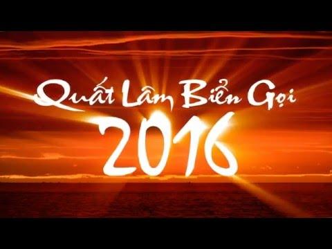 Khai trương mùa du lịch: Quất Lâm Biển gọi 2016