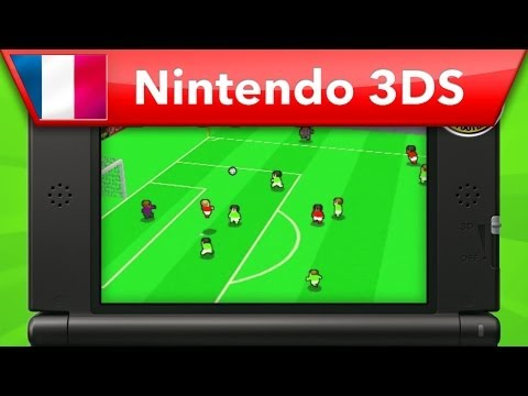 Nintendo Pocket Football Club - NPFC Total Football (Nintendo 3DS)