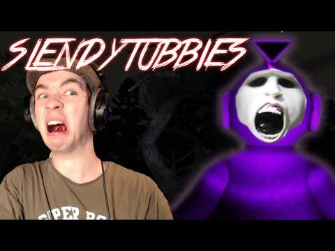 Slendytubbies | LOUDEST SCREAMS EVER | Indie Horror Game | Commentary/Face cam reaction