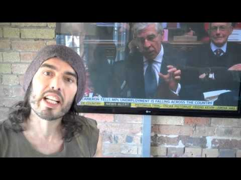 EP. 5 THE TREWS: True News with Russell Brand