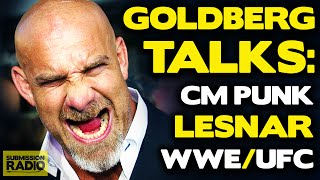 Bill Goldberg On Being In Same City As WWE Clash Of Champions This Sunday, If WWE Contacted Him