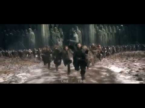 The Hobbit: The Battle Of The Five Armies International TV Spot #9 (2014) Peter Jackson Movie [HD]