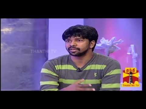 Lyricist Madhan Karky & Actress Dhansika interview - 28-09-2013