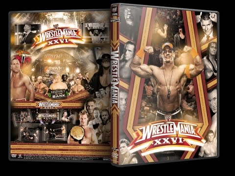 """WWE Wrestlemania XXVI (26) Review :: """"Get All Fired Up"""" :: Shawn Michael's Retirement Match!"""
