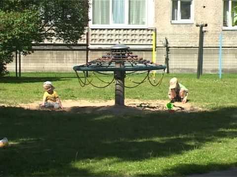 Смотреть видео В Вентспилсе мест в садиках хватит на всех детей