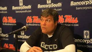 Matt Luke Egg Bowl Presser