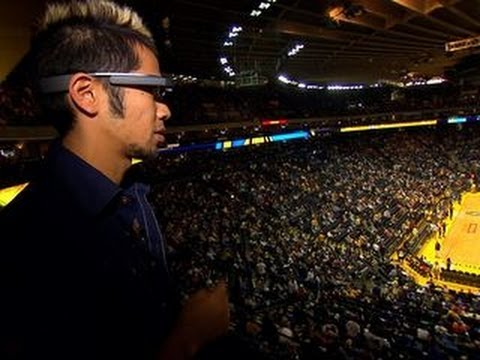 The Golden State Warriors bring beacons and Google Glass to the fan experience
