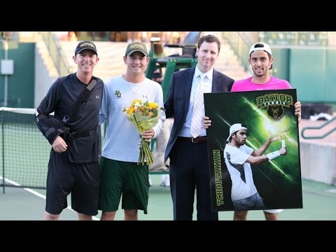 Baylor Tennis (M): Highlights vs. TCU