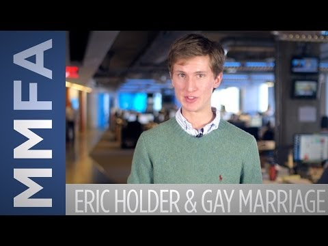 Fox News Thinks Eric Holder Is Pushing For Illegal Gay Marriages [HD]