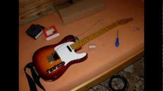 mqdefault diy fender modern player telecaster plus rebuild youtube fender modern player telecaster plus wiring diagram at gsmx.co