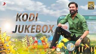 Dharma Yogi - Telugu Juke Box | Dhanush, Trisha | Santhosh Narayanan