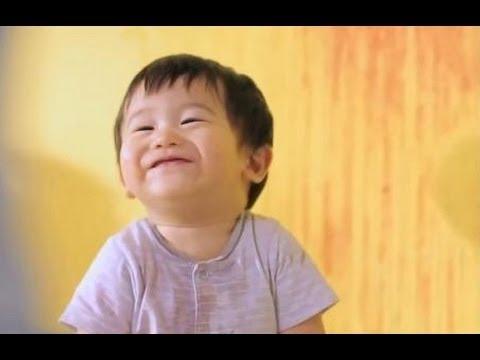 Quảng cáo Dulux Easy Clean bé cười xí xóa thật đáng yêu