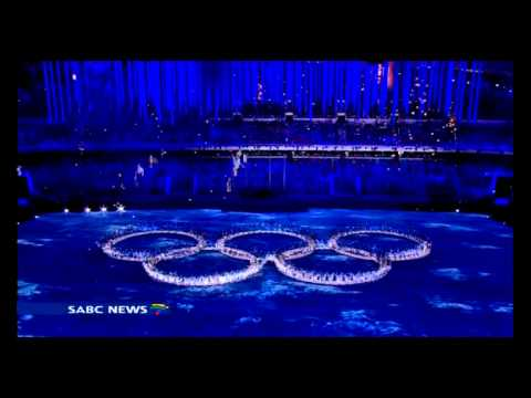 Fireworks mark the end of Sochi games