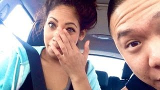 Chia and I Get In Trouble w/ The POLICE! (Vlog #381)