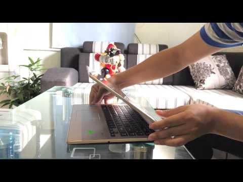 Trải Nghiệm Laptop  Acer aspire V5 473 Core i7 phiên bản xách tay