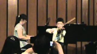 violin-piano recital (mom and son tandem).mpg view on youtube.com tube online.