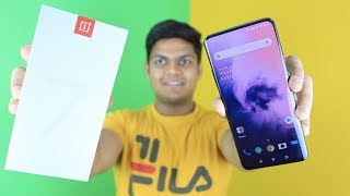 OnePlus 7 Pro Unboxing & Overview - 6GB RAM & 128GB Storage!