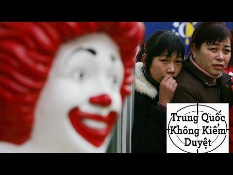 [TQKKD] Bê bối thịt thối ở McDonald's Thượng Hải