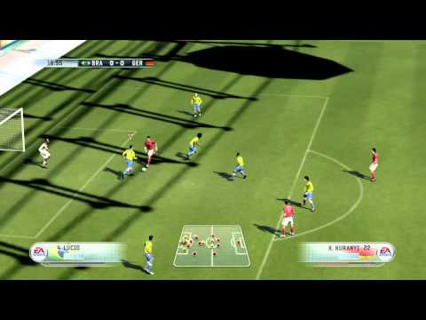 FIFA 06 : Road To FIFA World Cup HD Gameplay
