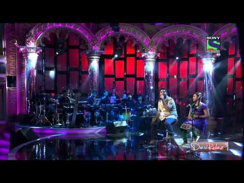 Debanjana Karmakar And Arijit Singh - Tum Hi Ho - Indian Idol Junior (29th June 2013)