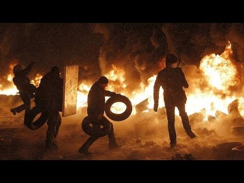 Ukraine On Verge Of Civil War?