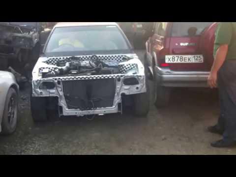 Nissan Cefiro с двигателем 1UZ-FE