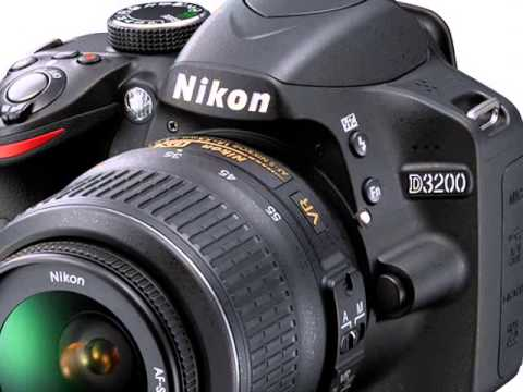 Cheap Nikon Camera Digital SLR D3200 18-55mm 24.2MP + 8GB Sandisk Ultra + Bag in Malaysia