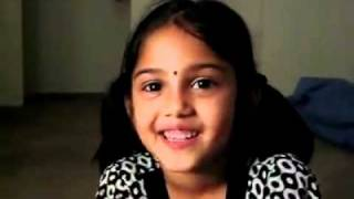 Sweetest & Cutest Indian girl answering questions