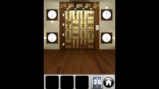 sc 1 st  YouTube & 100 Doors 2013 Level 36 Walkthrough All levels Android Apple - YouTube pezcame.com