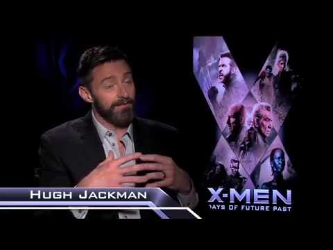 Hugh Jackman Talks Halle Berry, Playing Wolverine, & 80's Music!