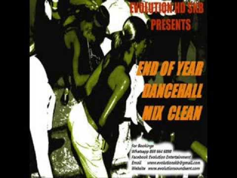Evolution HD End of 2012 Dancehall Clean Mixed by Selecta Ubal