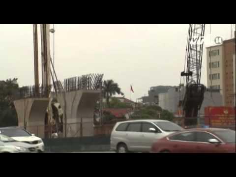 VTC14_Hà Nội xem xét cấm ô tô trên đường Cầu Giấy, Xuân Thủy sau 2/9